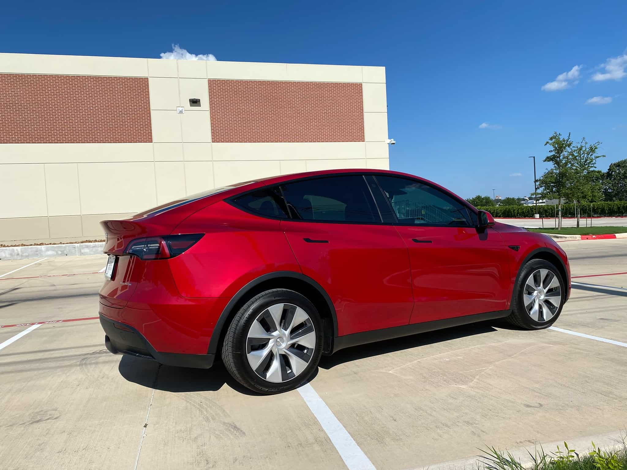 2021 Tesla Model Y ultimate plus paint protection and Prime xr plus